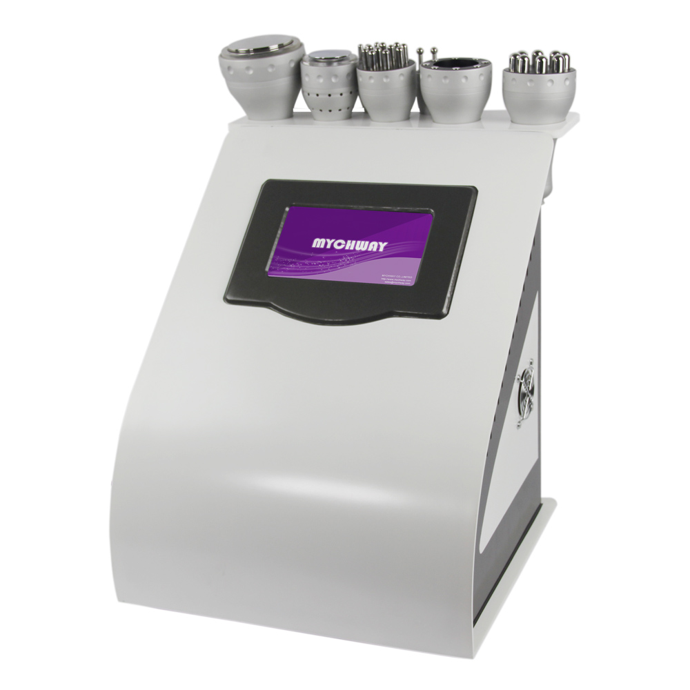 7in1 Cavitation Ultrasonic RF Bipolar Multipolar Photon Body Slimming Machine